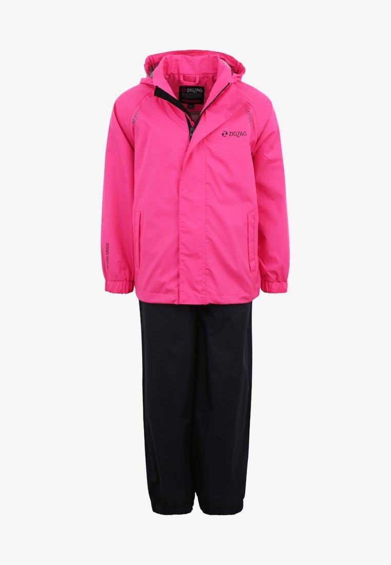 ZIGZAG - OPHIR  - Waterproof jacket - pink