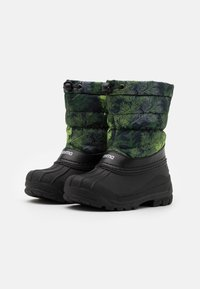 Reima - NEFAR UNISEX - Winter boots - dark green - 1