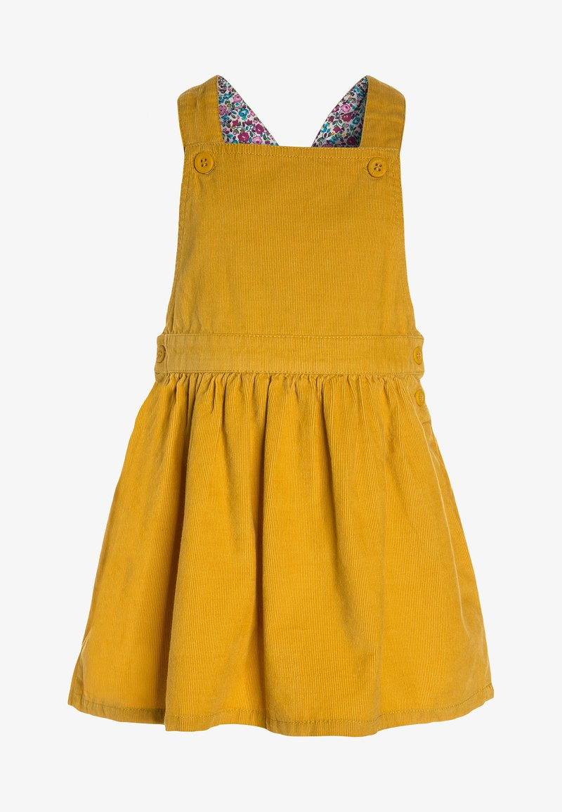 JoJo Maman Bébé - PINNY - Day dress - mustard