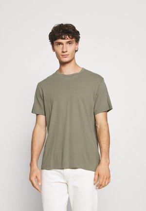 UNI - Jednoduché triko - grey