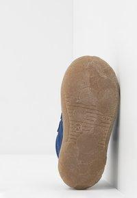 Froddo - KART SLIM FIT - Zapatos de bebé - blue electric - 5