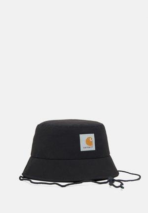 BUCKET HAT - Hatt - black