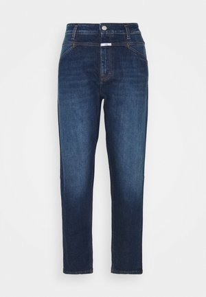 LENT - Relaxed fit jeans - dark blue