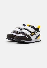 Puma - PEANUTS R78 UNISEX - Sneaker low - black/white/peacoat - 1