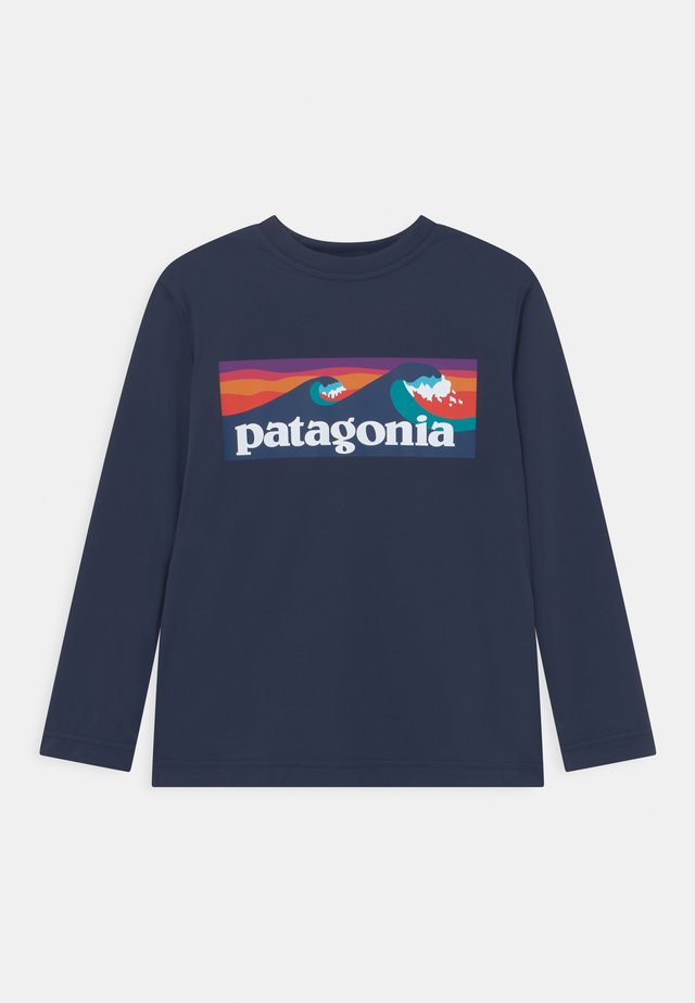 BOYS CAP COOL DAILY - Long sleeved top - new navy