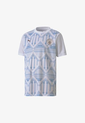YOUTH  - Club wear -  white-team light blue