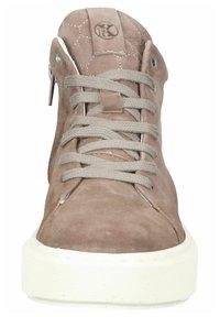 PostXchange - Sneakers hoog - taupe - 6