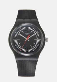 Swatch - INTERCYDERAL - Watch - black - 0