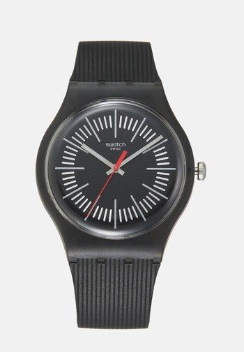 INTERCYDERAL - Reloj - black