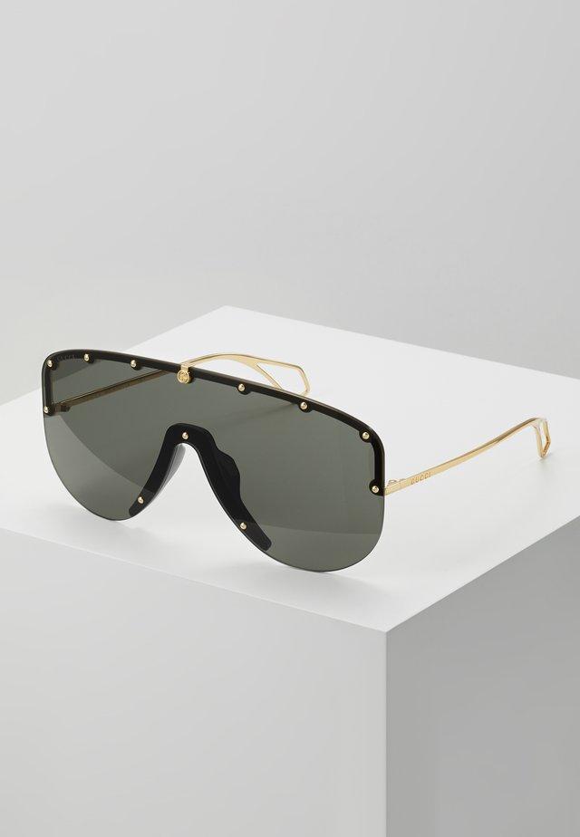 Solglasögon - gold-coloured/grey