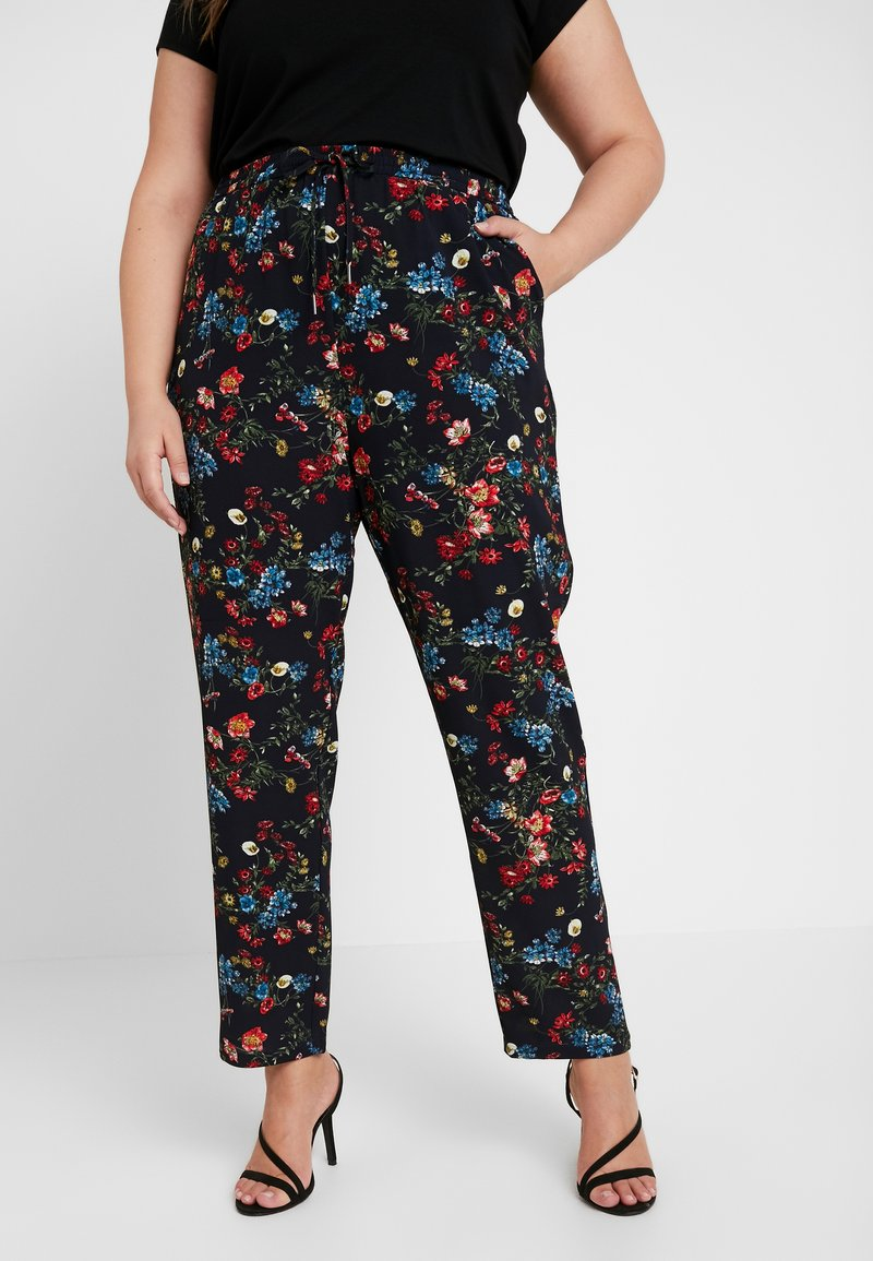 ONLY Carmakoma - Trousers - night sky