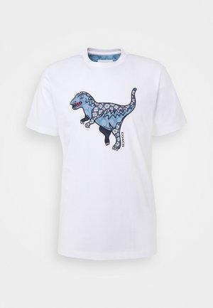 REXY  - Print T-shirt - white