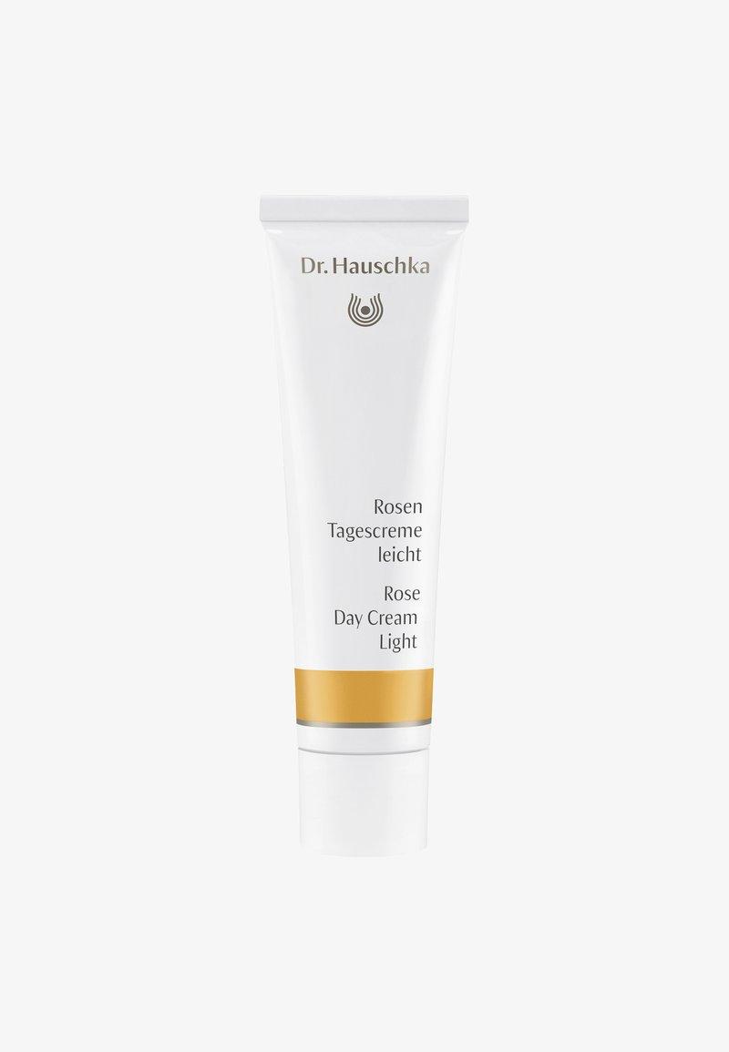 Dr. Hauschka - ROSE DAY CREAM LIGHT - Face cream - -