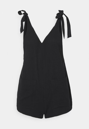 BEACH PLAYSUIT - Combinaison - black