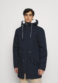 INDICODE JEANS - CARVER - Winter coat - navy - 0