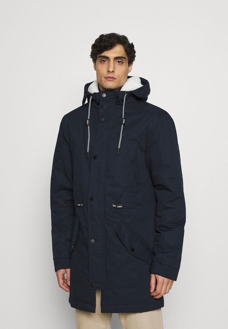 INDICODE JEANS - CARVER - Winter coat - navy
