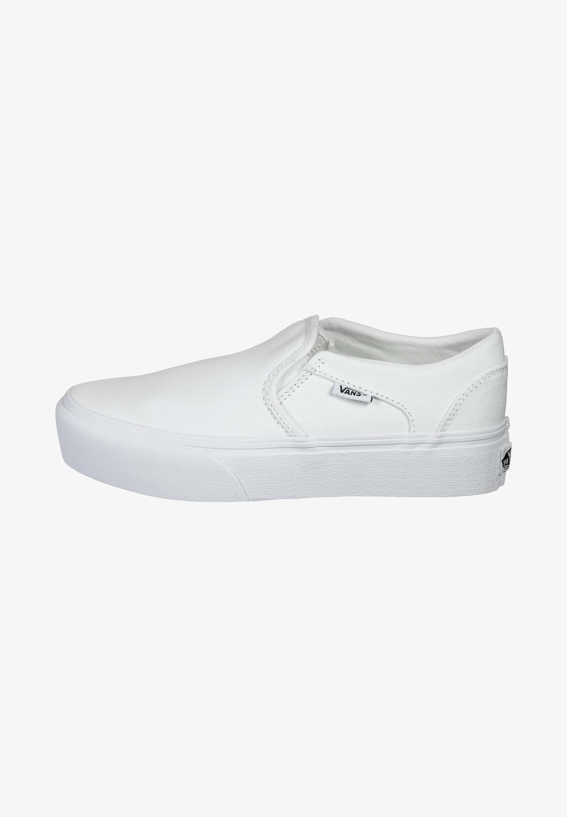 Vans - ASHER - Trainers - white