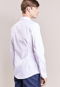 Eton - SUPER SLIM FIT - Zakelijk overhemd - white - 2