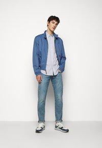 Polo Ralph Lauren - COTTON TWILL JACKET - Summer jacket - french blue - 1
