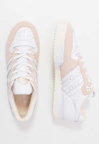 adidas Originals - RIVALRY - Trainers - footwear white/offwhite - 1