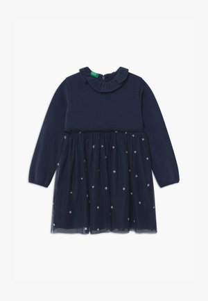 Jerseyjurk - dark blue
