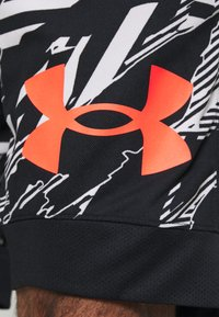 Under Armour - RETRO  - Sports shorts - black - 3
