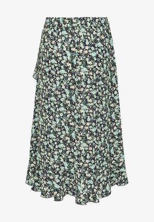 ONLCARLY  - Wrap skirt - green