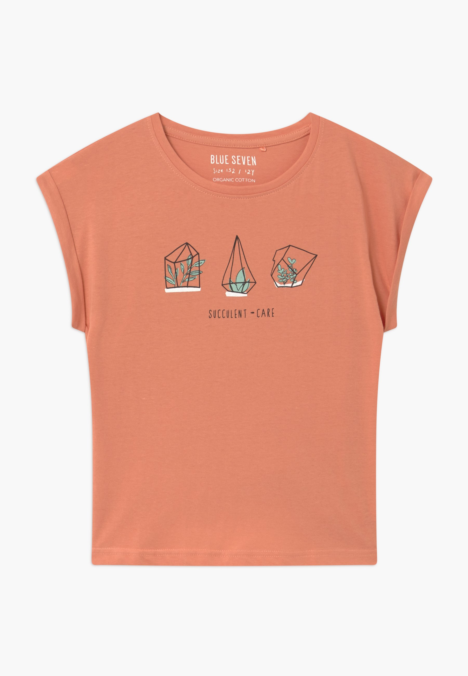 Kids TEEN GIRL LOVE WILD PLANTS - Print T-shirt