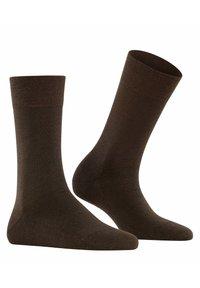 FALKE - SENSITIVE BERLIN - Socks - dark brown - 2