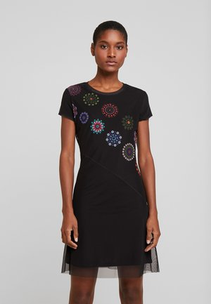VEST DAMMI - Day dress - multi-coloured