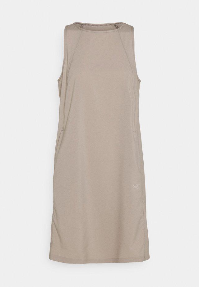 CONTENTA SHIFT DRESS WOMENS - Vestito estivo - esoteric