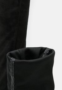 New Look - CALCUTTA STRETCH CHUNKY - Over-the-knee boots - black - 5
