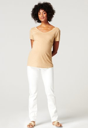 Slim fit jeans - bright white