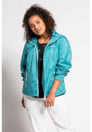 Outdoor jacket - bleu aqua