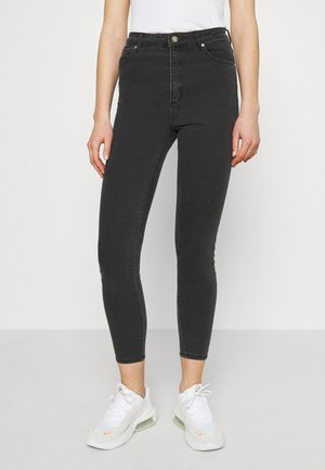 A HIGH ANKLE BASHER - Jeans Skinny Fit - graphite