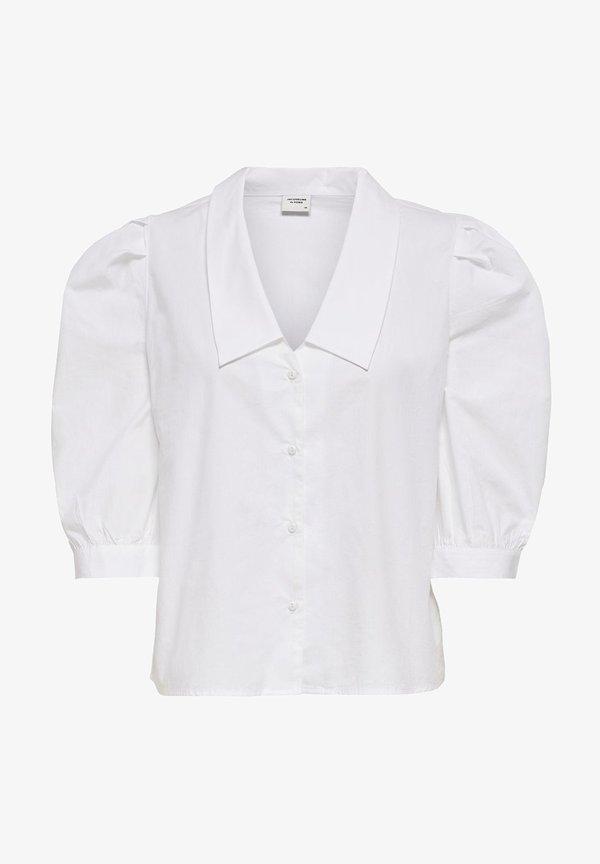 JDY Koszula - bright white/mleczny AHLA