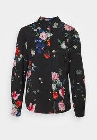 Ted Baker - EBONNY - Button-down blouse - black - 0