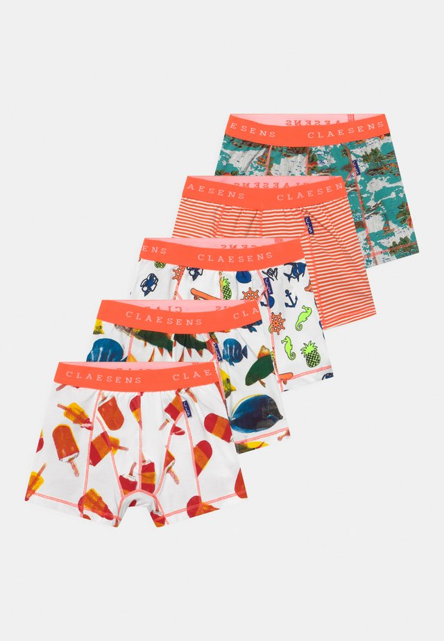 BOYS 5 PACK - Pants - multi coloured