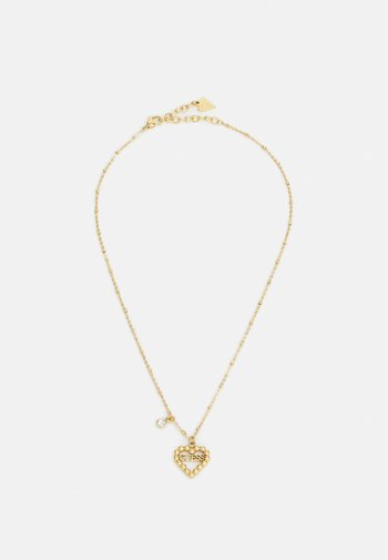 HEART ROMANCE - Necklace - gold-colured