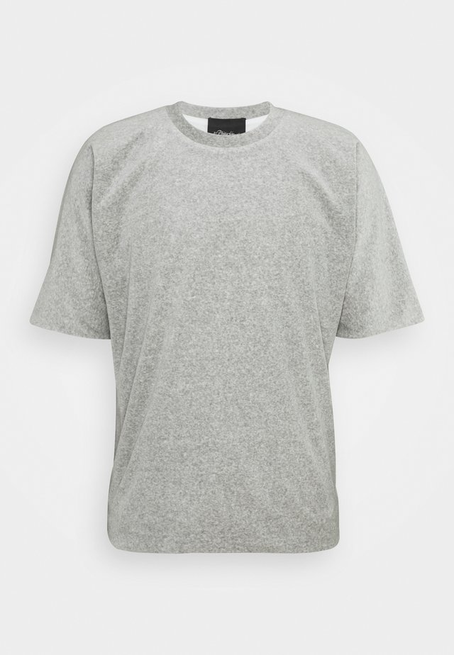REVERSIBLE VINTAGE FIT - T-shirt basique - grey