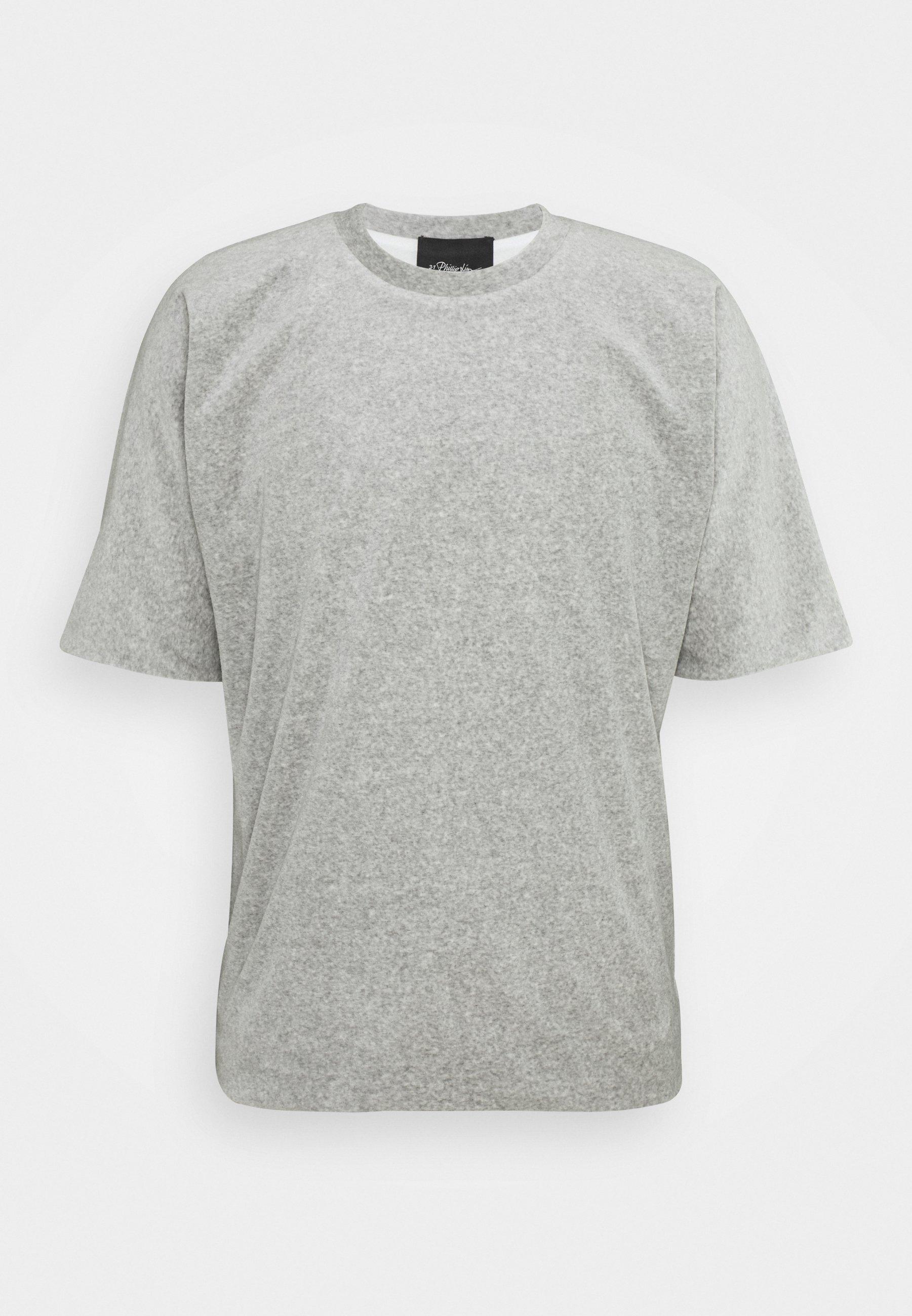 Homme REVERSIBLE VINTAGE FIT - T-shirt basique