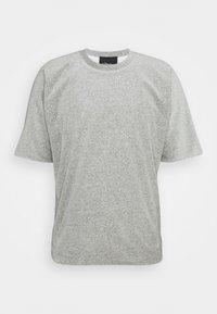 3.1 Phillip Lim - REVERSIBLE VINTAGE FIT - T-shirt basique - grey - 0