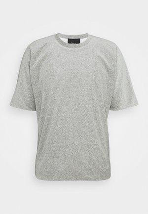 REVERSIBLE VINTAGE FIT - Jednoduché triko - grey