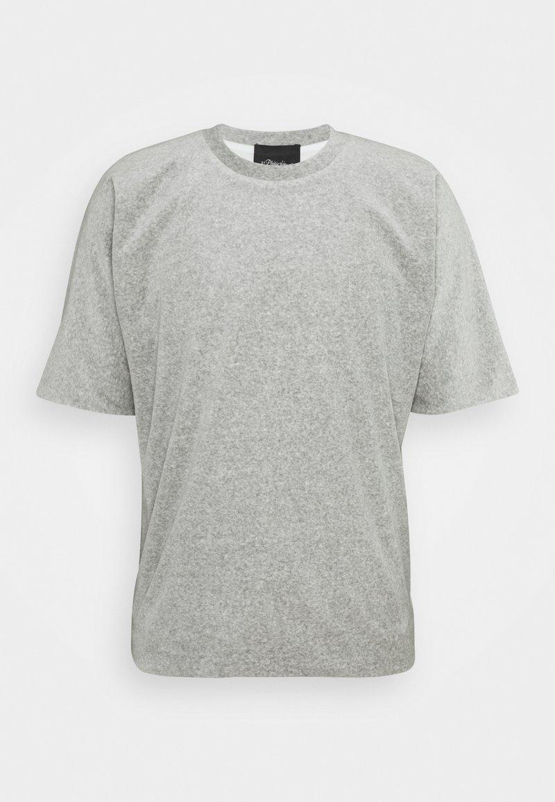 3.1 Phillip Lim - REVERSIBLE VINTAGE FIT - T-shirt basique - grey