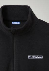 Napapijri - T-BOX FULL ZIP - Fleece jacket - black 041 - 2