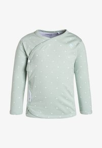 Noppies - ANNE  - Longsleeve - grey mint - 0