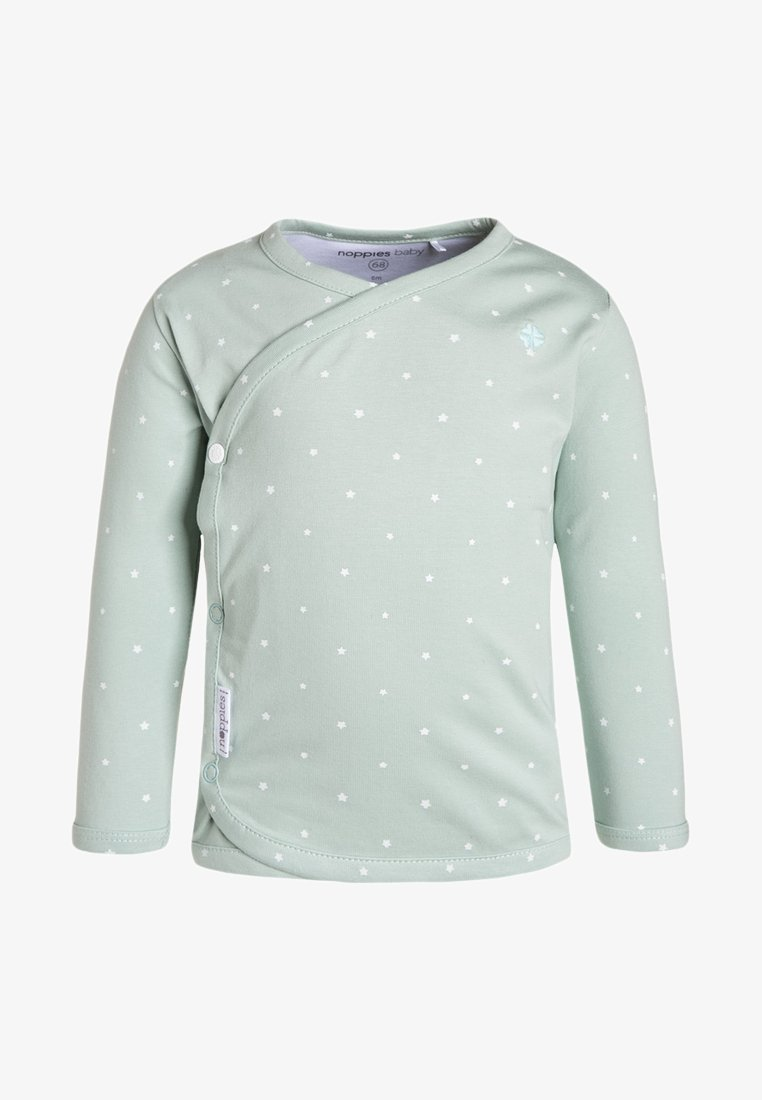 Noppies - ANNE  - Longsleeve - grey mint
