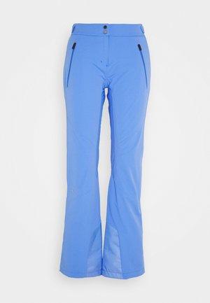 WOMEN FORMULA PANTS - Pantalón de nieve - periwinkle blue