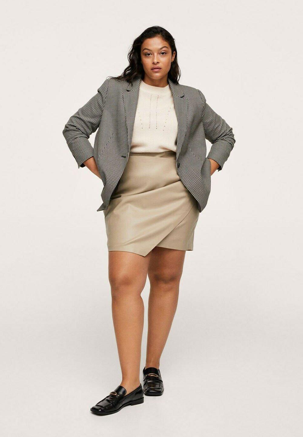 Women DRAPPY - Wrap skirt