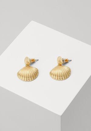 EARRINGS LOVE - Øreringe - gold-coloured